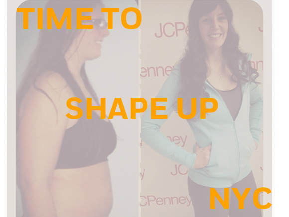 time to shape up nyc